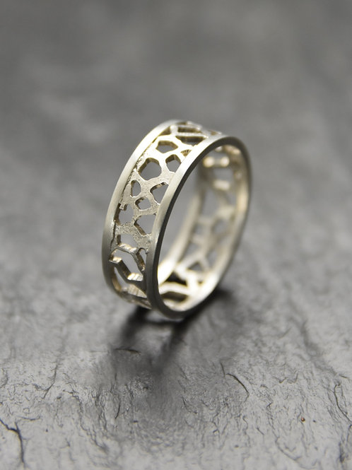 Ring - Whispers - Sterling Silver