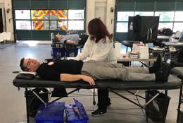 Blood Drives in Beverly Hills (Las Vegas Response)