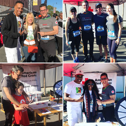 5K Fitness Blast with Red Cross in Beverly Hills
