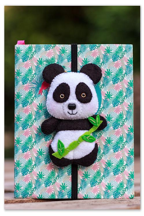 Marque-page Bandit le Panda