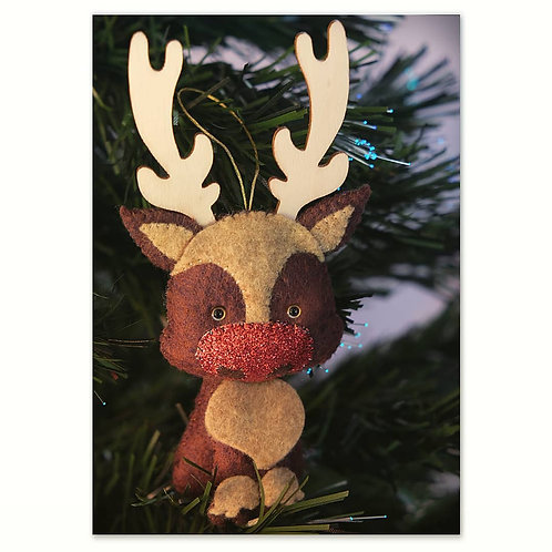 Rudolf le rennes