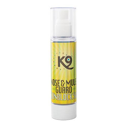PROTECTION SOLAIRE K9 CORPS VISAGE MUSEAU TRUFFE 100ml