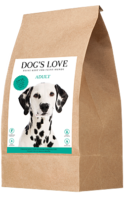 DOG'S LOVE CROQUETTES CHIEN | CANARD 2kg