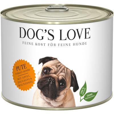 DOG'S LOVE PATEE POUR CHIEN | ADULTE DINDE 200g