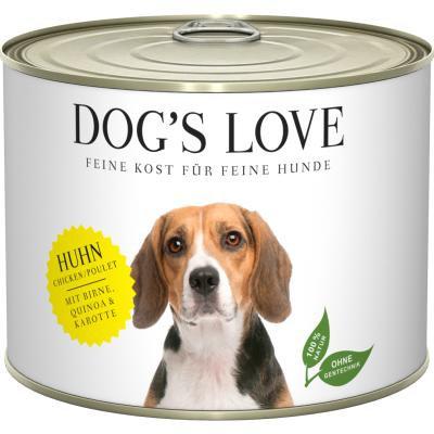 DOG'S LOVE PATEE POUR CHIEN | ADULTE POULET 200g