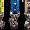 Thumbnail: LAISSE EN NYLON MOTIF PATTE