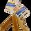 Thumbnail: FROMAGE DE YACK FRIANDISES D'OCCUPATION NATUREL ET ANTI-TARTE