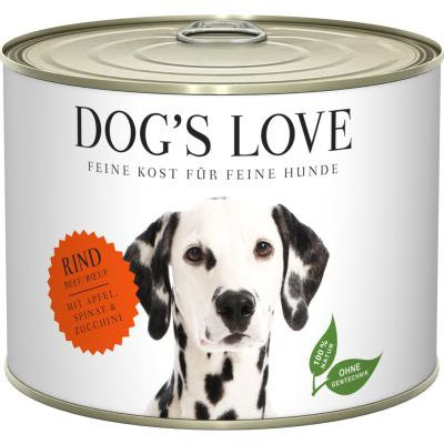 DOG'S LOVE PATEE POUR CHIEN | ADULTE BOEUF 200g