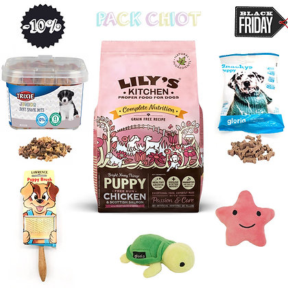 PACK CHIOT PROMOTION BLACK FRIDAY