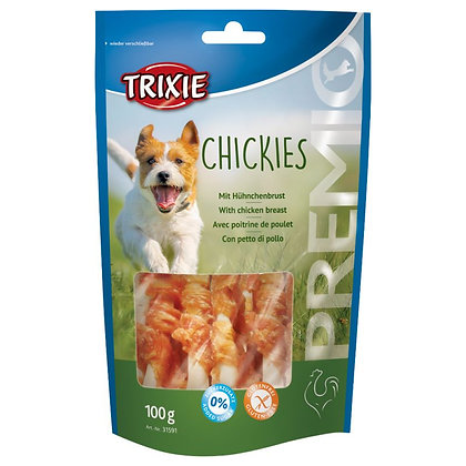 POULET CALCIUM FRIANDISE TRIXIE CHICKIES