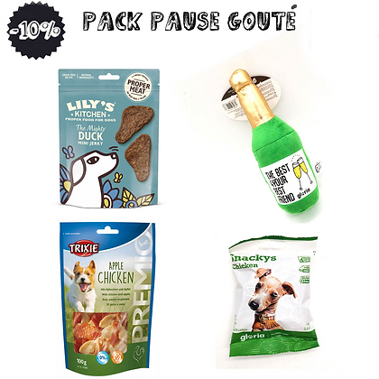 PACK PAUSE GOUTE PROMOTION