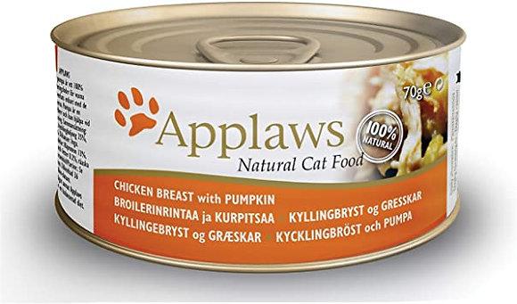 Applaws Boîte de Poitrine de Poulet pour Chats