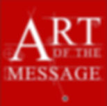 Art of the Message logo