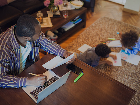 Let Me Help: Working From Home Survival