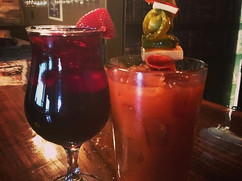 Sangria and Bloody Mary