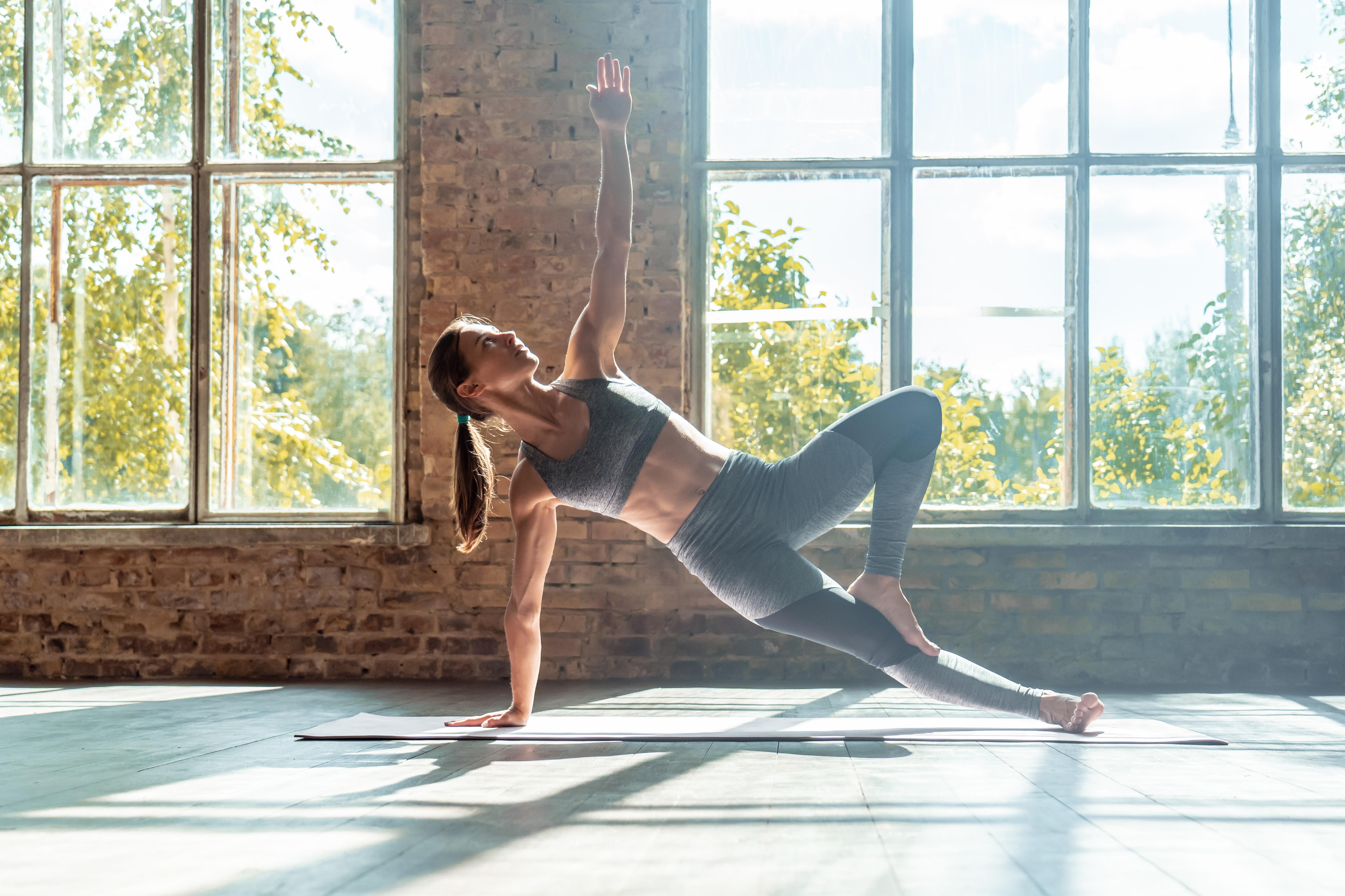 Hatha Yoga for Every Body - Thursday