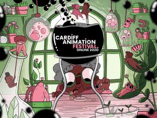 Cardiff Animation Festival 2020 Goes Global!