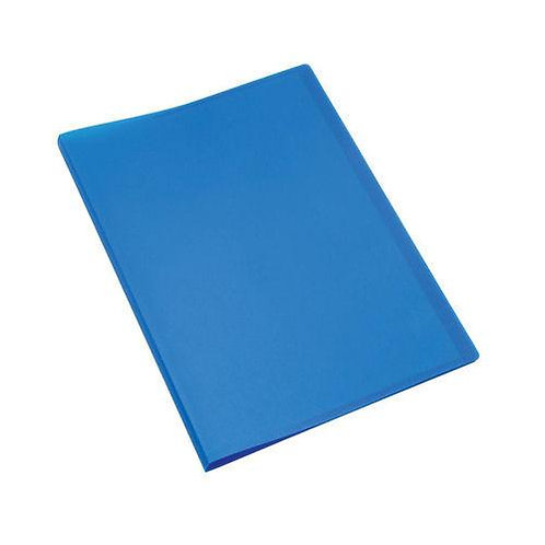Value Soft Cover Display Book 20 Pocket Blue | KF01251