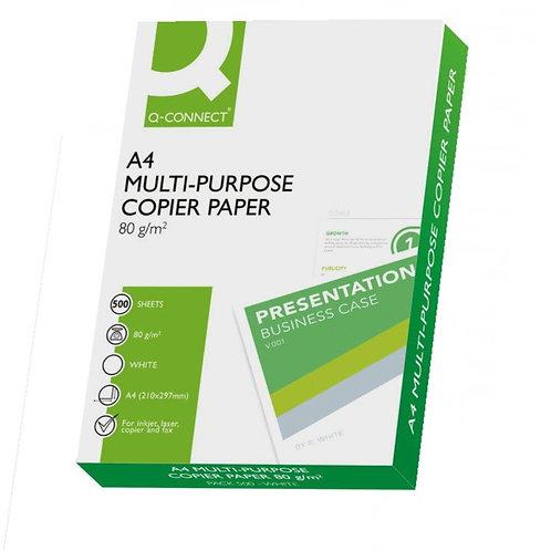 Multipurpose 80g Paper White