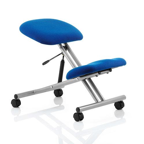 Kneeling Chair in Blue