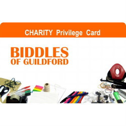 Charity card 250 pix