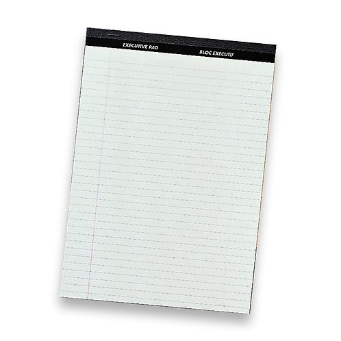 Value Executive Pad A4 White | KF01386