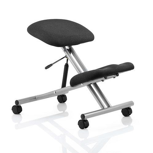 Kneeling Chair in Black