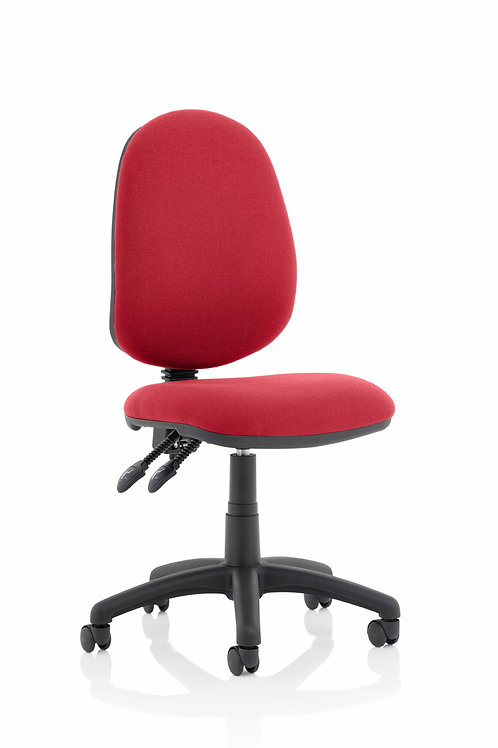 Operator Chair in Red