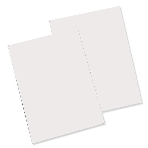 Value Memo Pad Plain A4 160pages White | KF32007