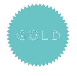 LOGO Gold by Marina