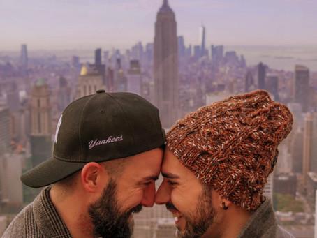 Map'City  •  NEW YORK  |  Scopri la nuova incredibile Guida LGBT Friendly