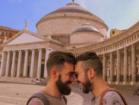 Map'City  •  NAPOLI  |  Scopri la nuova incredibile Guida LGBT Friendly