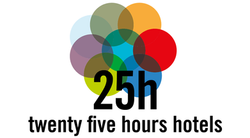 LOGO 25hours Hotel