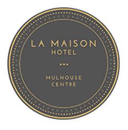LOGO La Maison Hotel Mulhouse