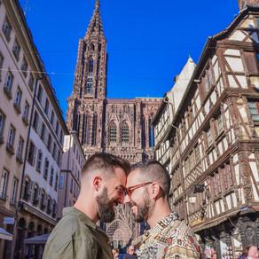 Map'City  •  STRASBURGO  |  Scopri la nuova incredibile Guida LGBT Friendly
