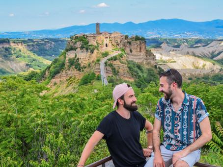 Map'Guide  •  TUSCIA  |  Consigli, Itinerari e Cosa Vedere? Guida Pratica LGBT Friendly