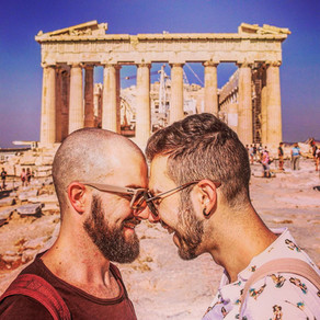 Map'City  •  ATENE  |  Scopri la nuova incredibile Guida LGBT Friendly