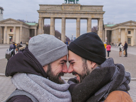 Map'City  •  BERLINO  |  Scopri la nuova incredibile Guida LGBT Friendly
