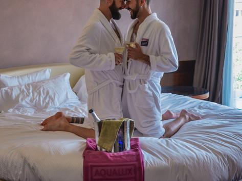 Map'Hotel  •  AQUALUX HOTEL | Dormire in un'Hotel Gay al Lago di Garda | Sleep in Gay Hotel at Garda