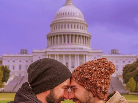 Map'City  •  WASHINGTON DC  |  Scopri la nuova incredibile Guida LGBT Friendly