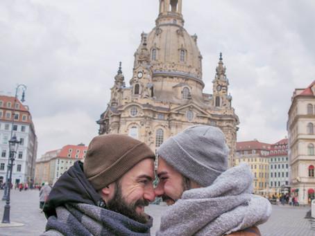 Map'City  •  DRESDA  |  Scopri la nuova incredibile Guida LGBT Friendly