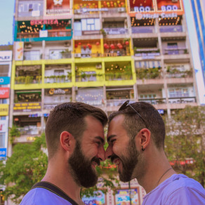 Map'City  •  HO CHI MINH  |  Scopri la nuova incredibile Guida LGBT Friendly