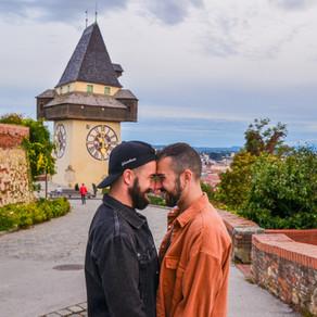 Map'City  •  GRAZ  |  Scopri la nuova incredibile Guida LGBT Friendly