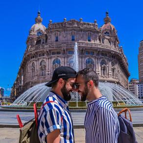 Map'City  •  GENOVA  |  Scopri la nuova incredibile Guida LGBT Friendly