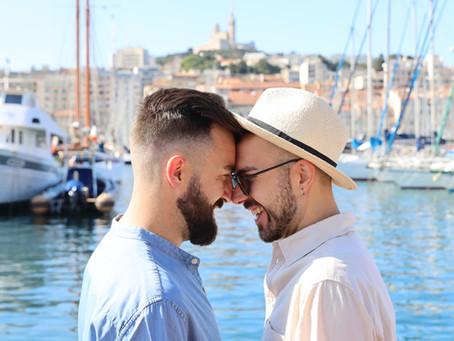 Map'City  •  MARSIGLIA |  Scopri la nuova incredibile Guida LGBT Friendly