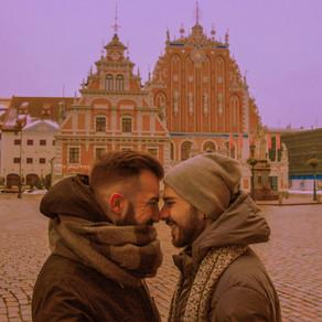 Map'City  •  RIGA  |  Scopri la nuova incredibile Guida LGBT Friendly