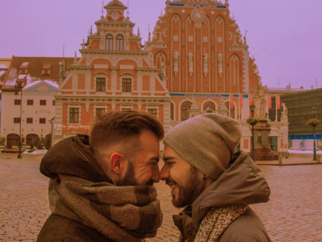 Map'City  •  RIGA  |  Scopri la nuova incredibile Guida LGBT Friendly