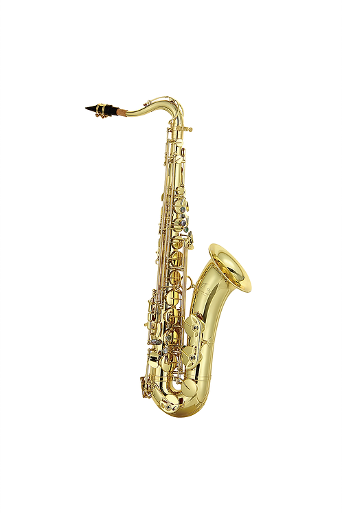 LC T-601CL Tenor Saxophone (Clear Lacquer)