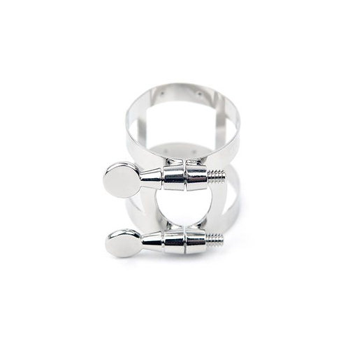 Rico Nickel Silver Ligature