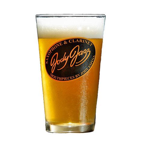 Jody Jazz Pint Glass